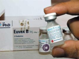 Вакцина от гепатита В - Euvax B (LG) убивает детей.
